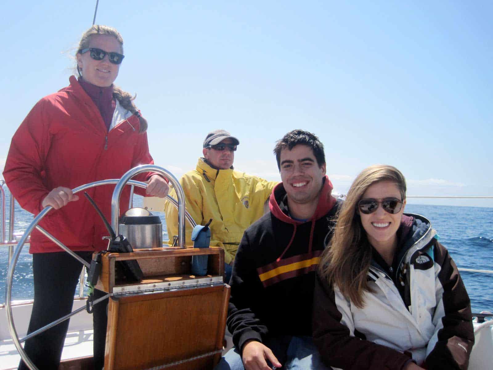 Coolest Class: Naut 001A Deepwater Cruising